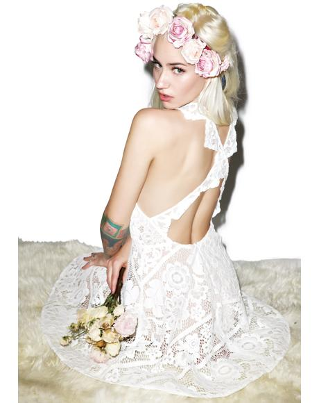 Gianna Apron Dress