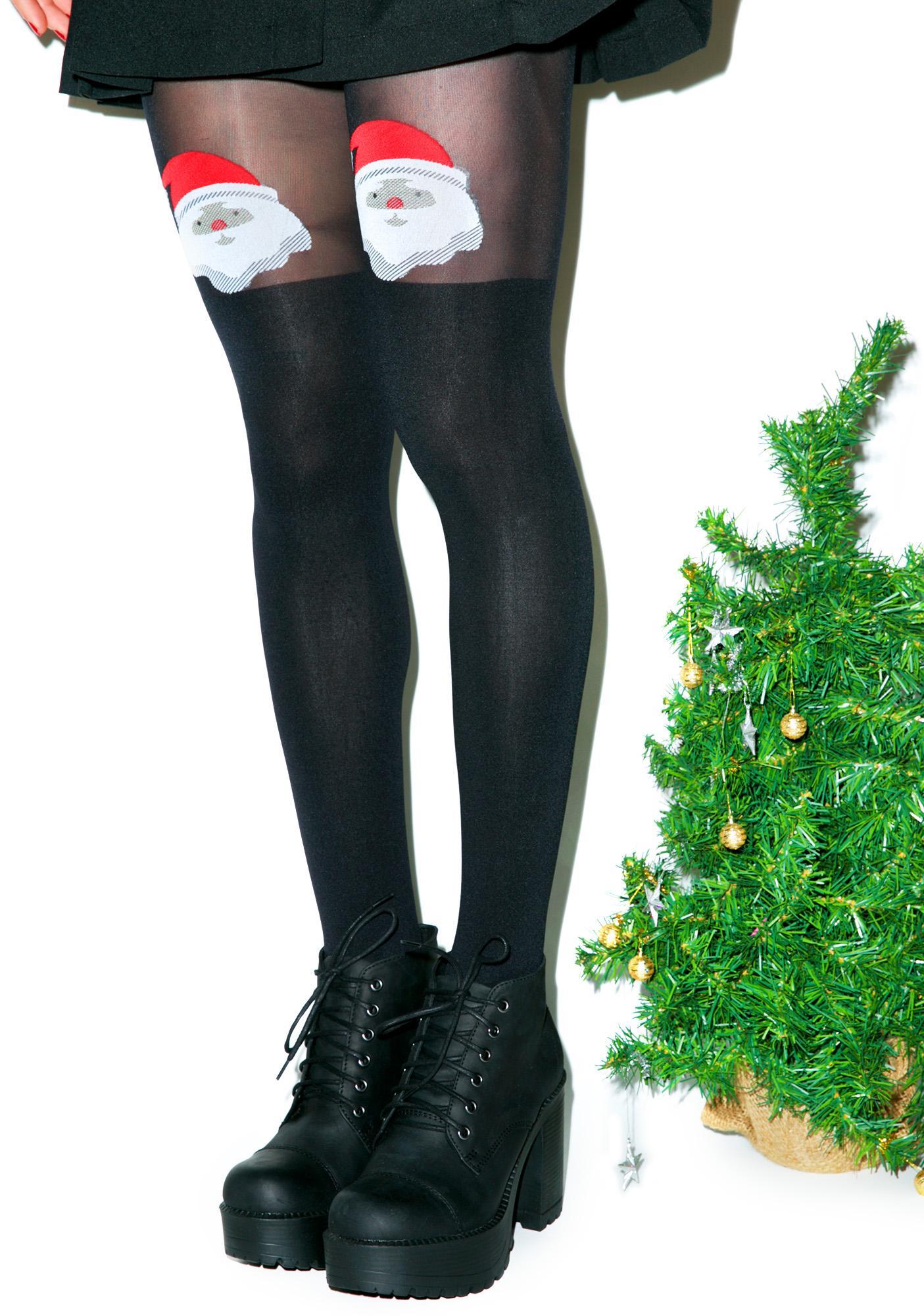 Pretty Polly Santa Tights