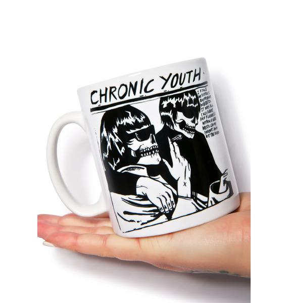 Disturbia Chronic Youth Mug