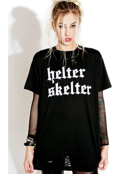 Helter Skelter Tee