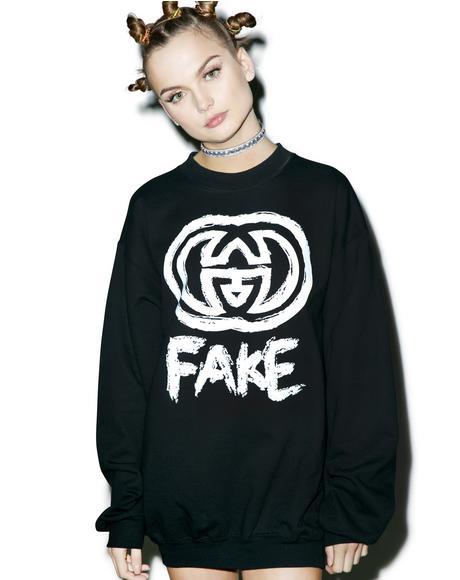 Fake GG Sweatshirt