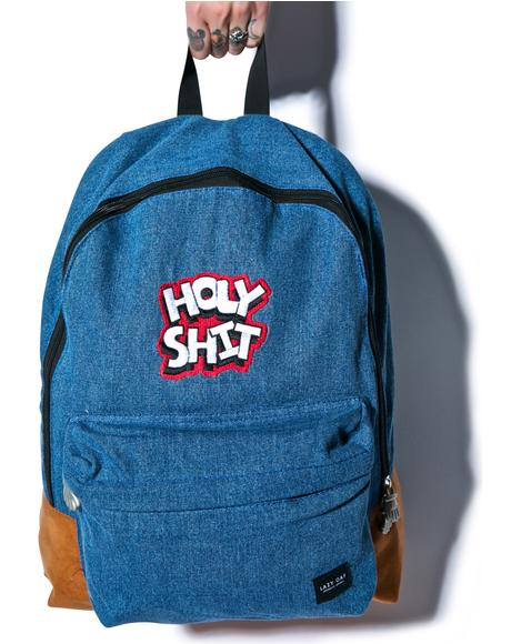 Holy Shit Backpack