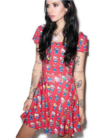 Hello Kitty 40th Skirt