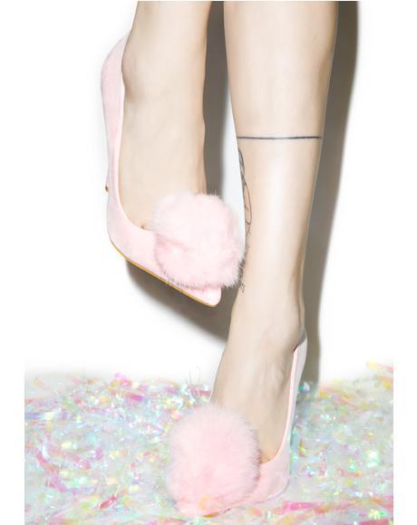 Trina Puff Heels