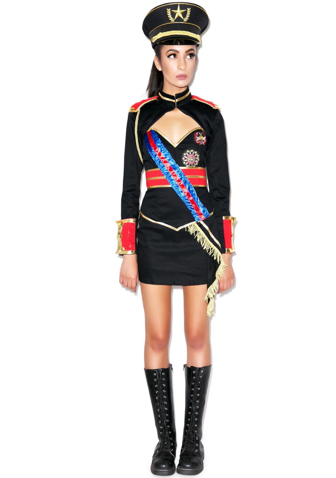 Diva Dictator Costume