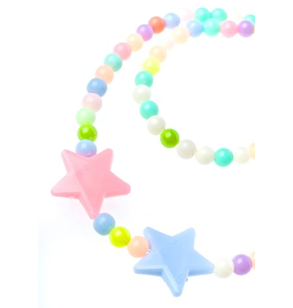Spinny Starz Jewelry Set