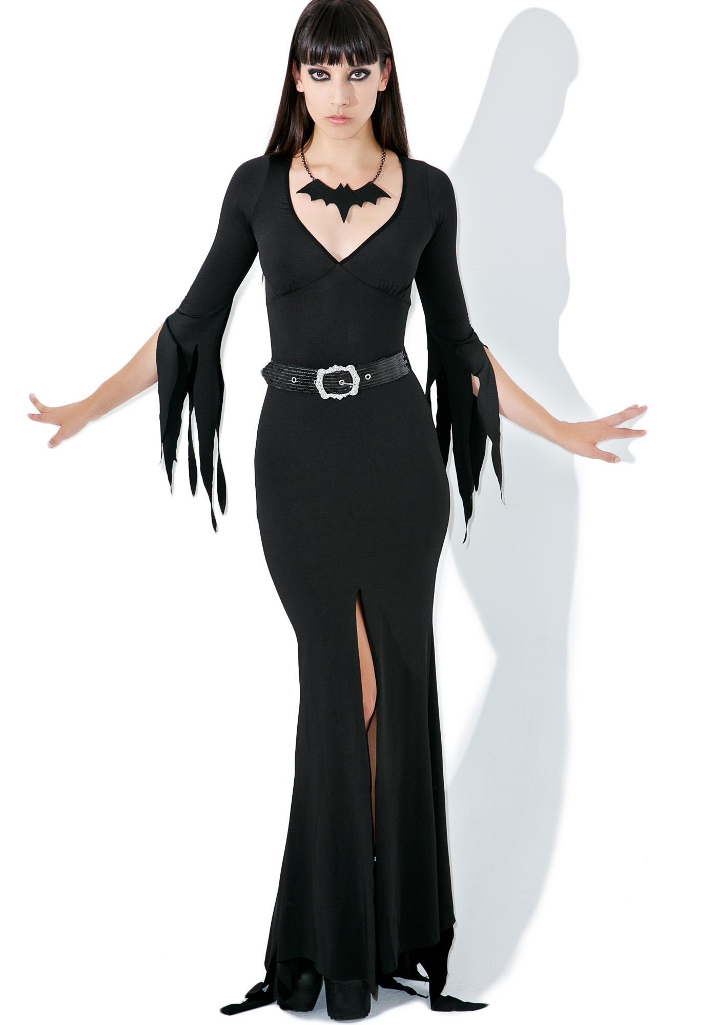 Immortal Mistress Costume Set