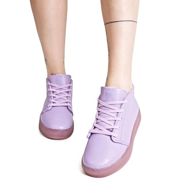 Pastel Pop Light-Up Sneakers