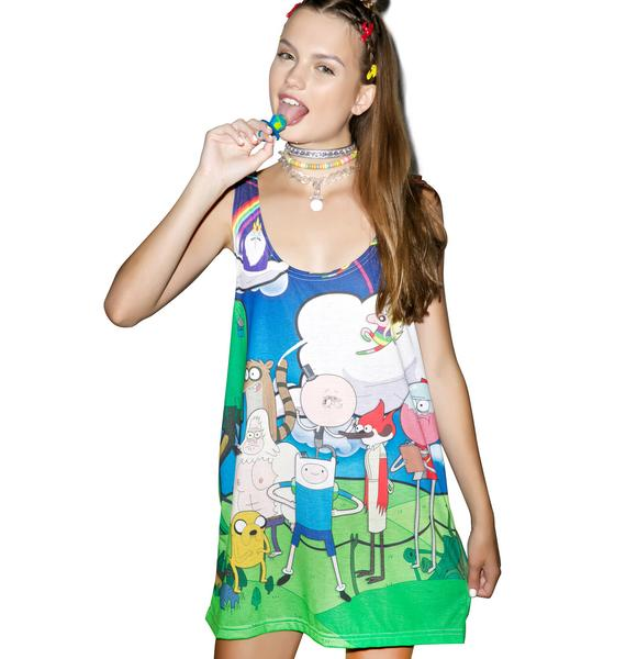 Adventure Fun Tank Top