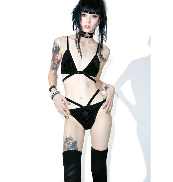 Killstar Stargazer Sweet Jane Panty