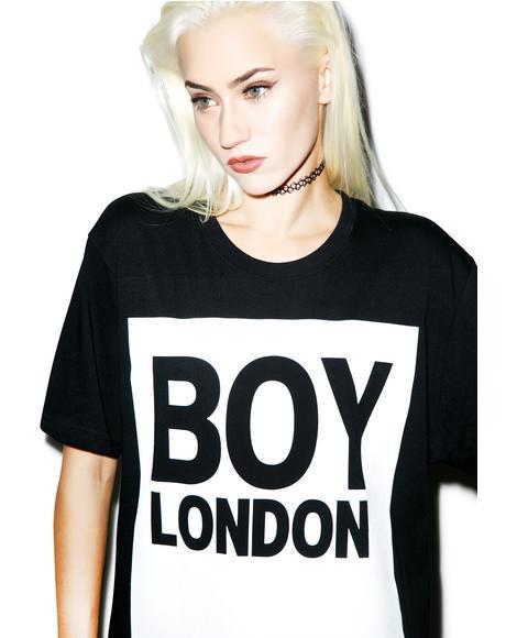 Boy London Standard Box Tee