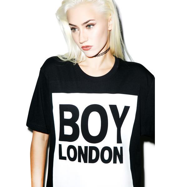 BOY London Boy London Standard Box Tee
