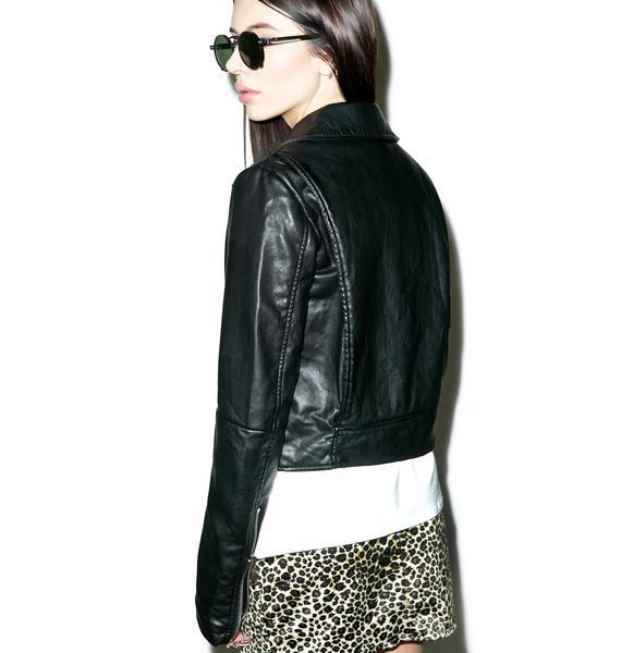 City Nights Moto Jacket