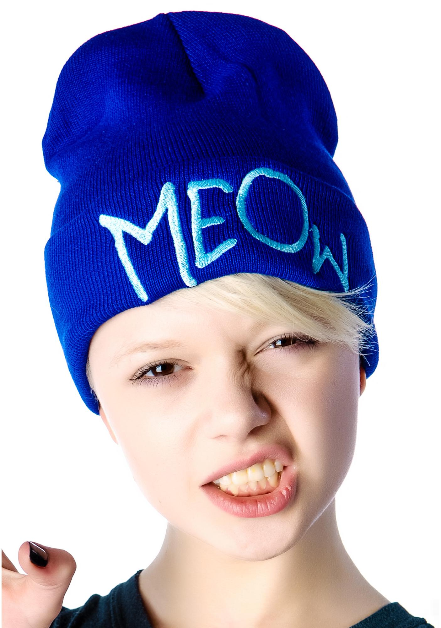 United Couture Meow Beanie