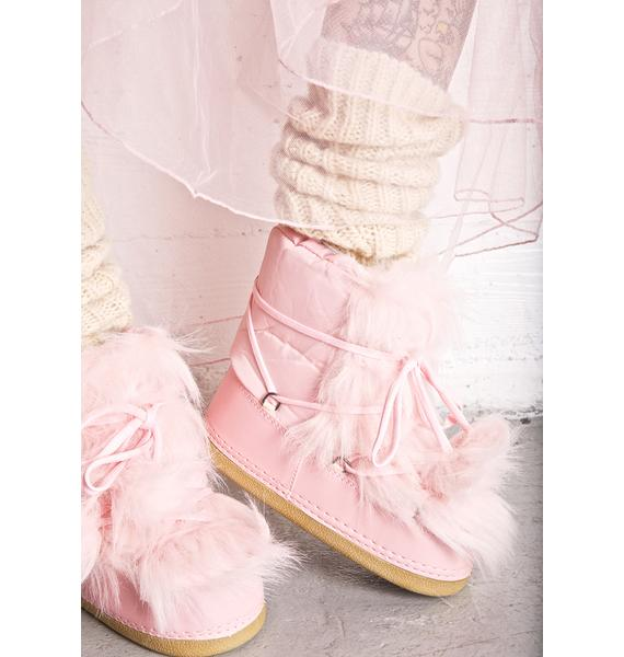 Dreamland Moon Boots