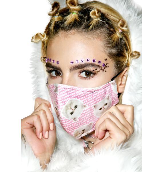 Pretty Kitty Face Mask