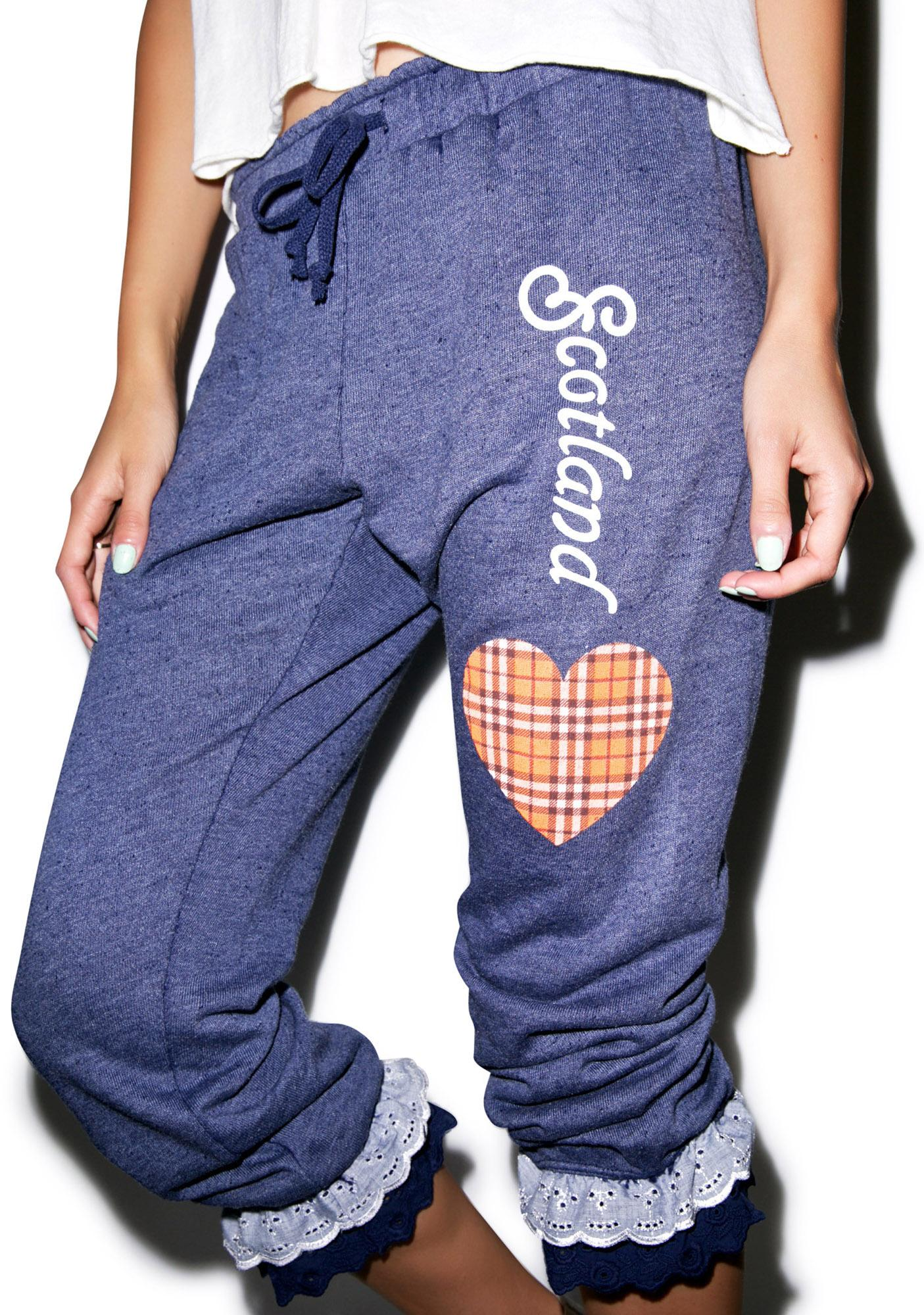 Wildfox Couture My Scottish Heart Bottoms
