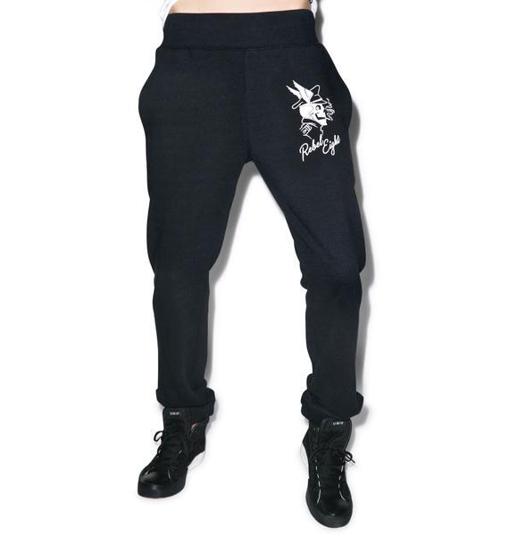 Rebel8 Ride Hard Sweatpants
