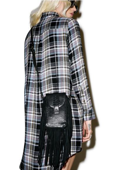 Mendocino Fringe Bag