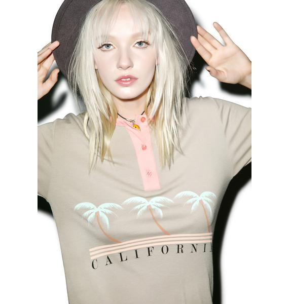 Wildfox Couture California Retro Raglan