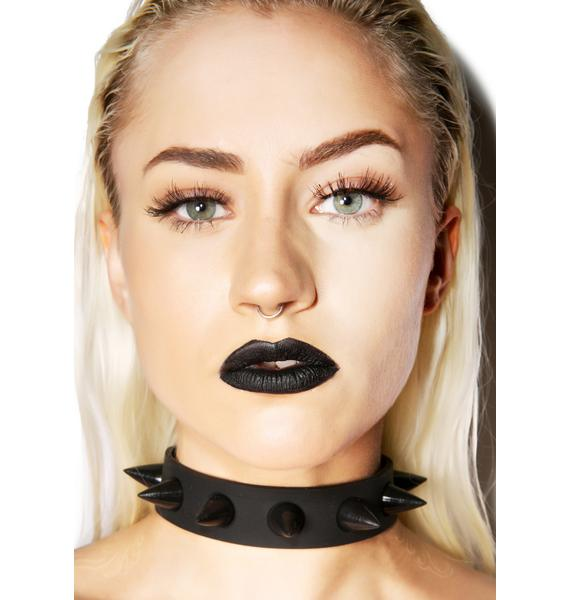 Club Exx Bite Me Choker