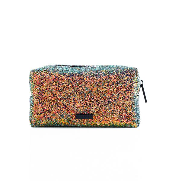 Skinnydip Sea Makeup Pouch