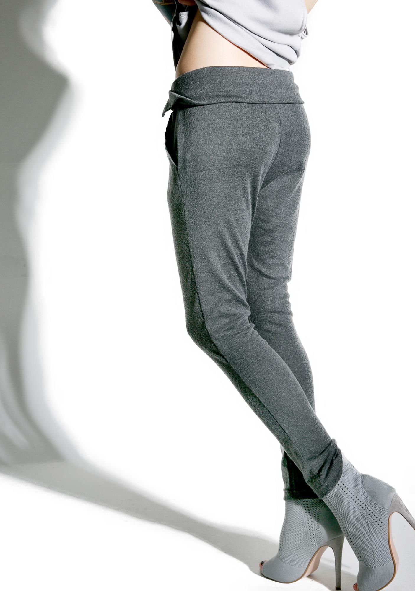 MNML Gray Matters Foldover Pant