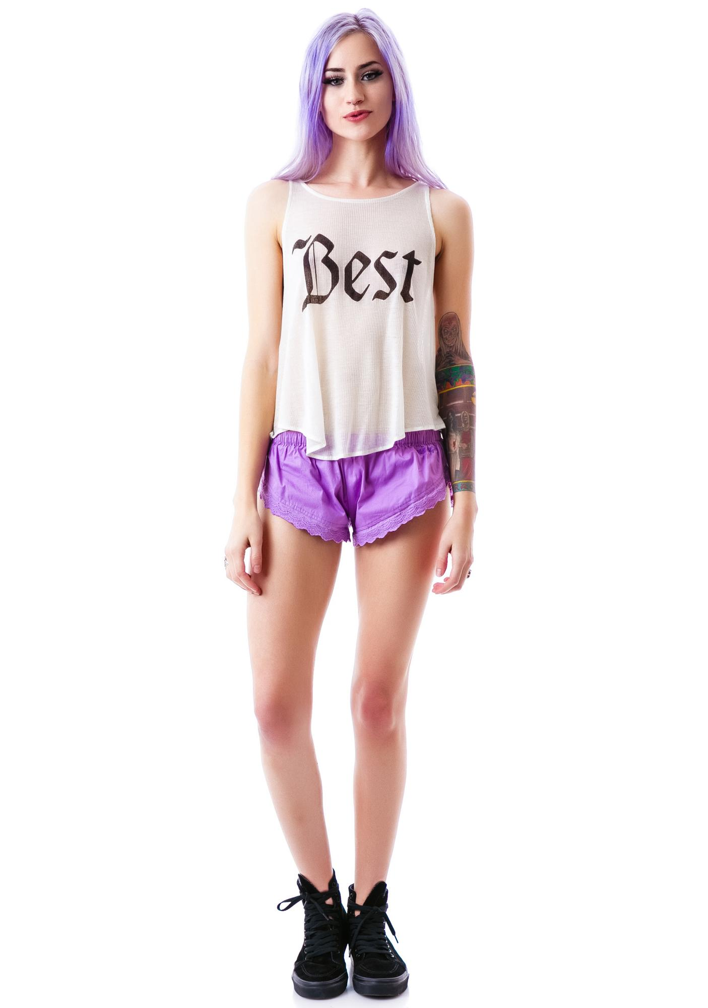 Wildfox Couture Forever Cassidy Tank