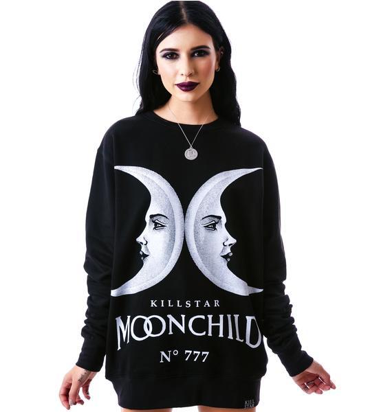 Killstar Moon Child Sweatshirt
