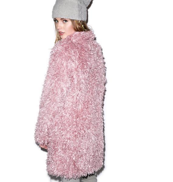 Unreal Fur De-Fur Coat