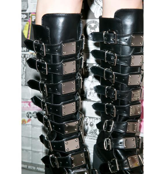 Demonia Trinity Boots