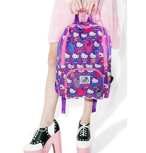 Sanrio Classic Kitty Small Backpack