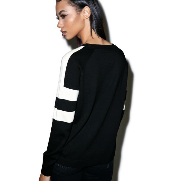Rebel8 Big Logo Sweater