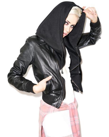 Widow Hood Jacket