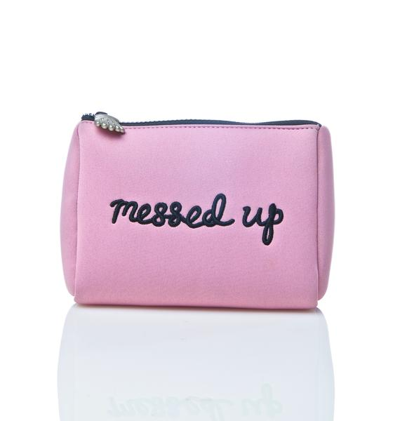 Lazy Oaf Mess Up Makeup Bag