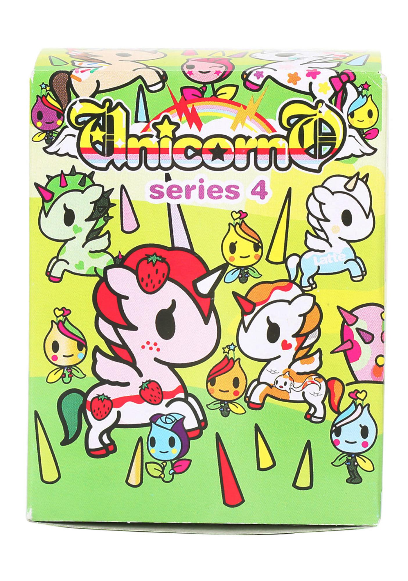 Tokidoki Unicorno Series 4 Blind Box