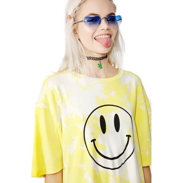 Smiley Fade Tee