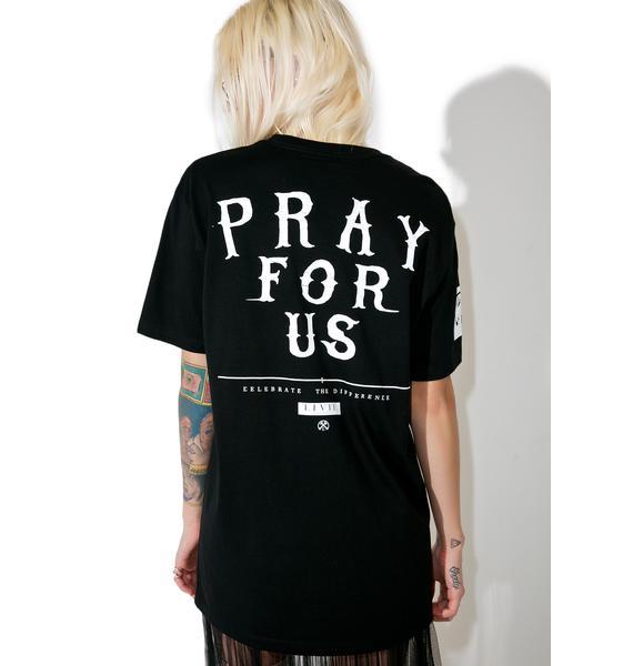 Civil Clothing The Prayer Tee