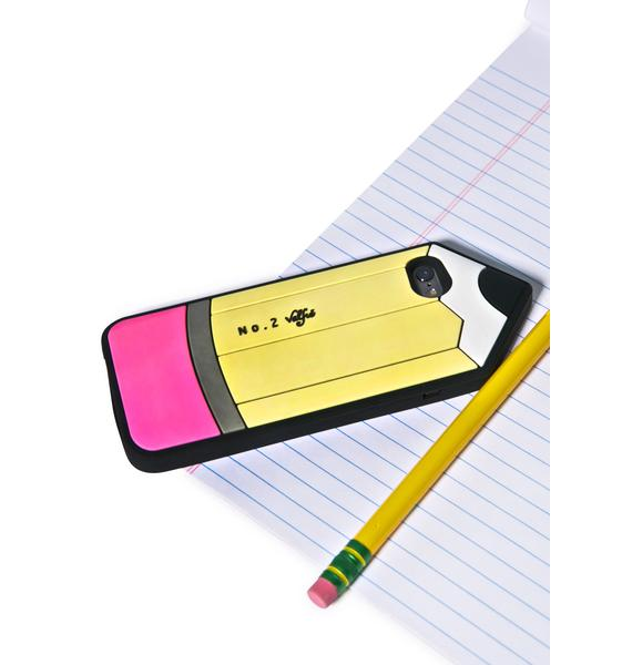 Valfré Pencil 3D iPhone Case