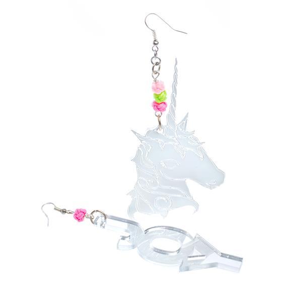 Trixy Starr Team Joy Earrings