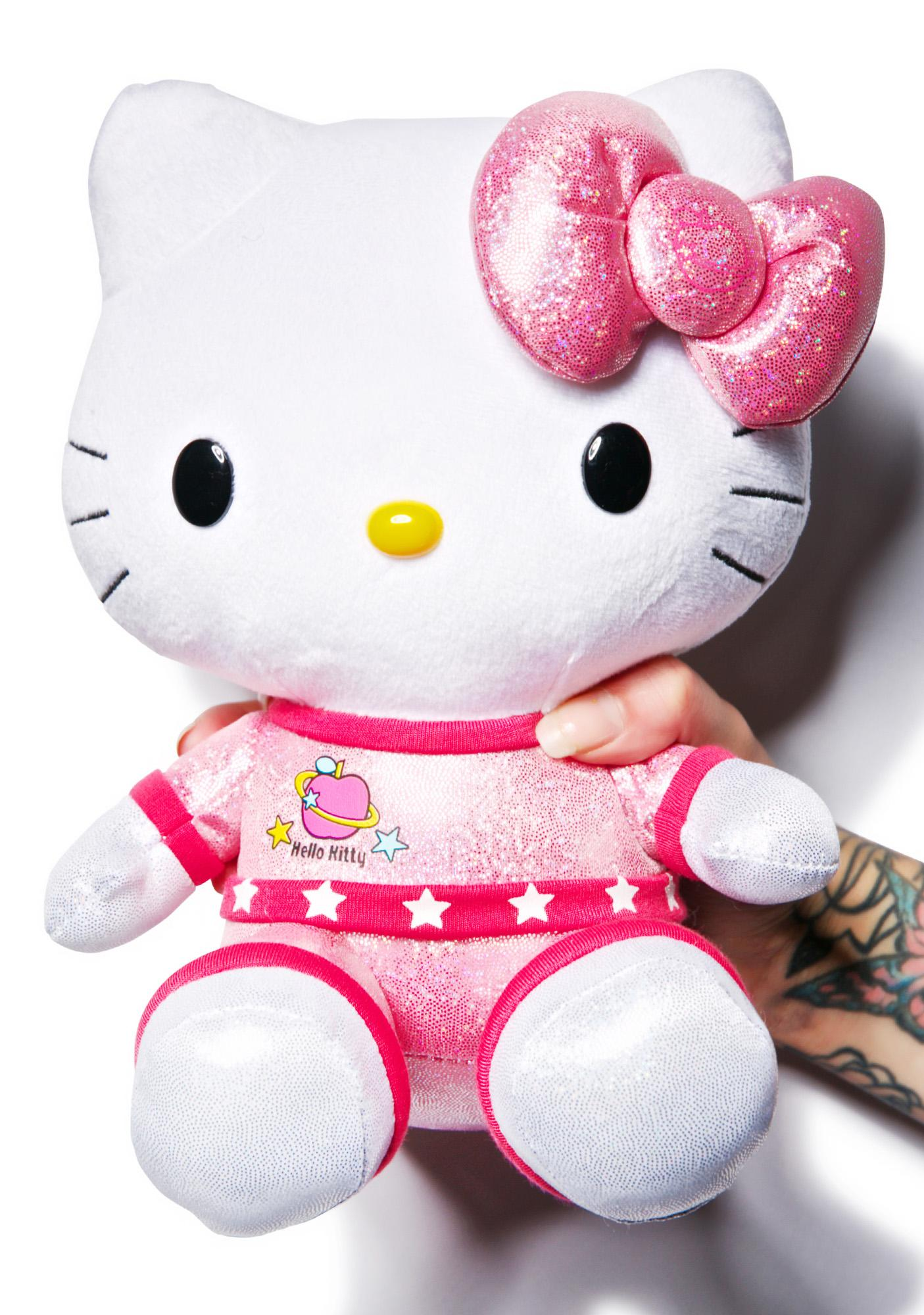 Sanrio Astronaut Hello Kitty Plush