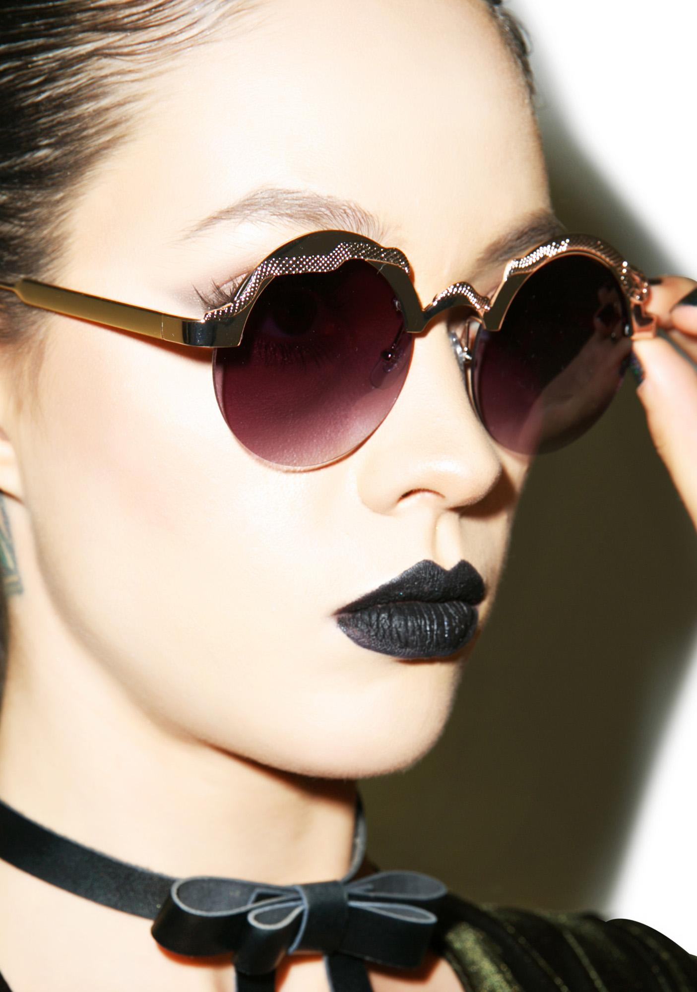 Spitfire Snake Sunglasses