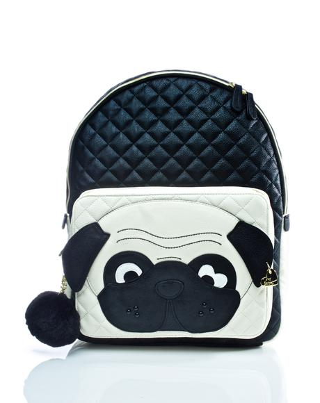 Pug Backpack