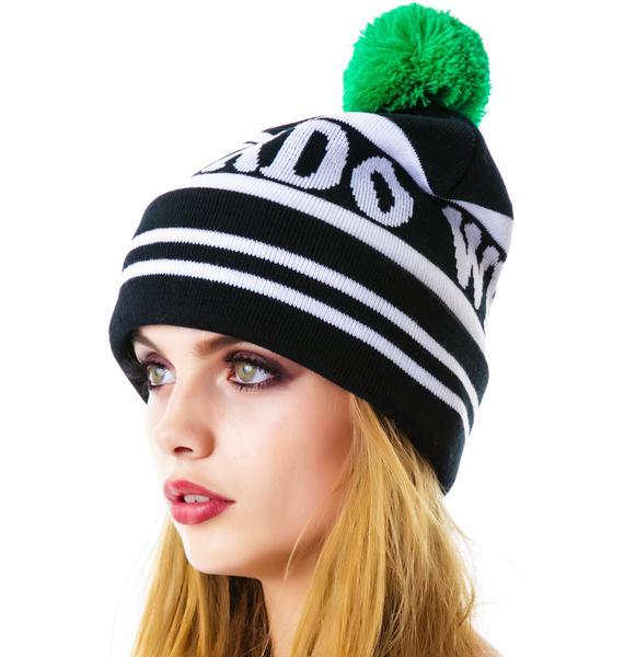 Lazy Oaf Weirdo Bobble Hat