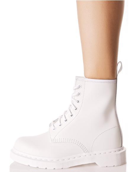 Mono 1460 8 Eye Boots