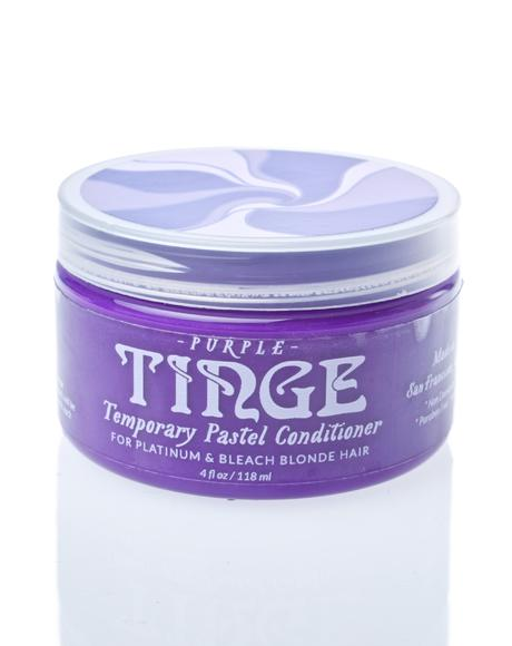 Purple Tinge Temporary Color Conditioner