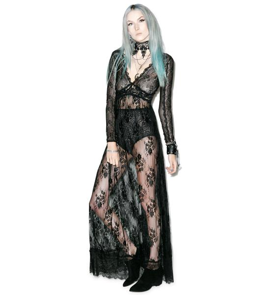 Widow Dear Departed Maxi Dress