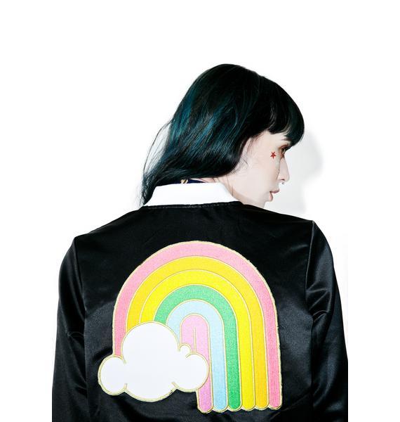 Big Bud Press Rainbow Jacket
