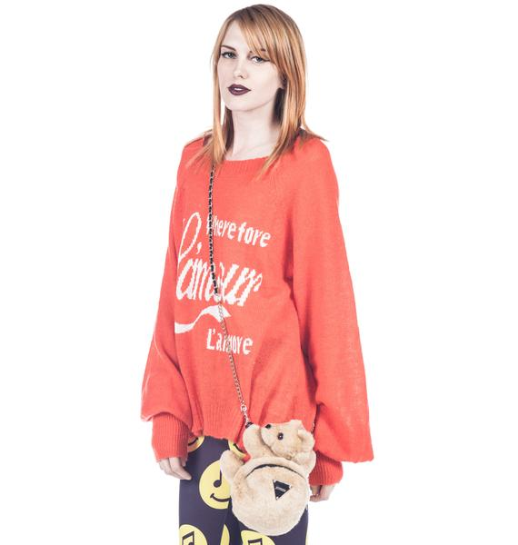 Joyrich Hold Me Bear Bag