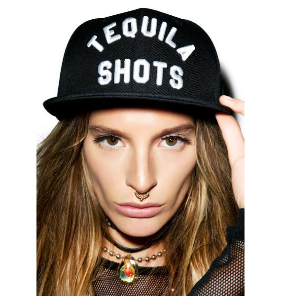 Reason Tequila Shots Snapback